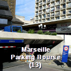 Marseille (13) - Parking Bourse